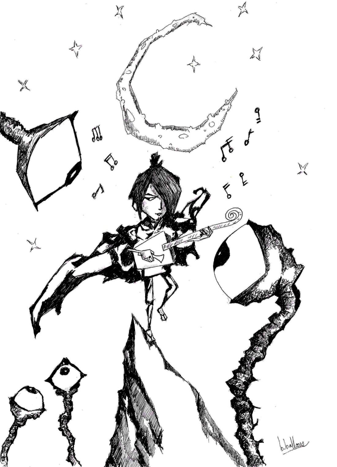 Kubo-and-the-shamisen_sketching_blackballoonz